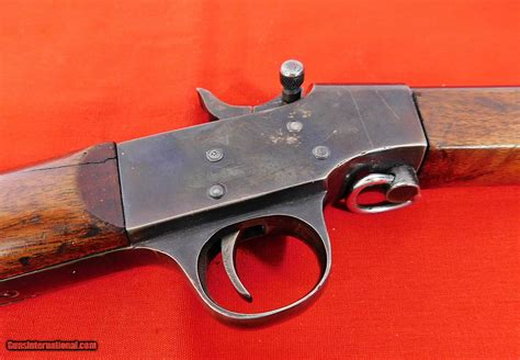 Meriden Model 10 22 Rifle