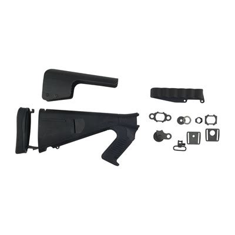 Mesa Tactical Products Remington 8701100 Urbino Buttstock Package Remington Shotgun Upgrade Buttstock Package