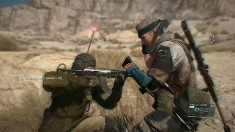 Metal Gear Solid 5 Tactical Takedowns
