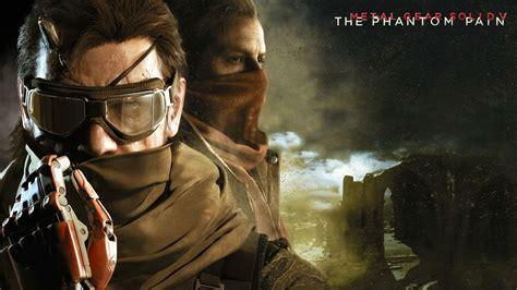 Metal Gear Solid V The Phantom Pain - Internet Movie