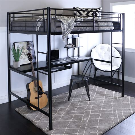 Metal Loft Bunk Beds
