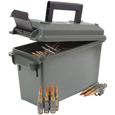 Metal Or Poly Ammo Can