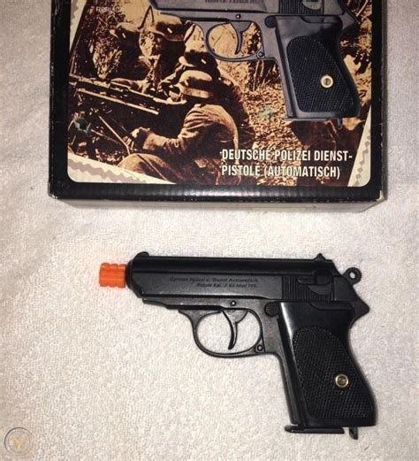Metal Toy Walther Ppk
