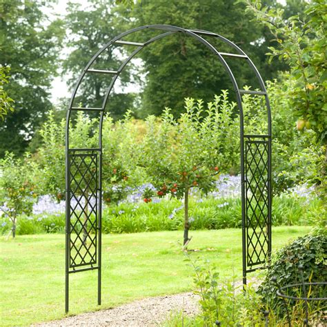 Metal Garden Arches Uk Image