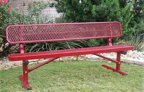 Metal Garden Bench Singapore Image