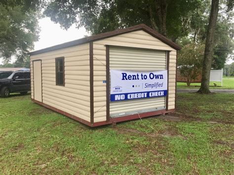 Metal sheds florida Image