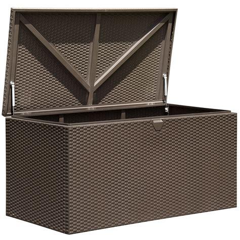 Metal storage chests Image