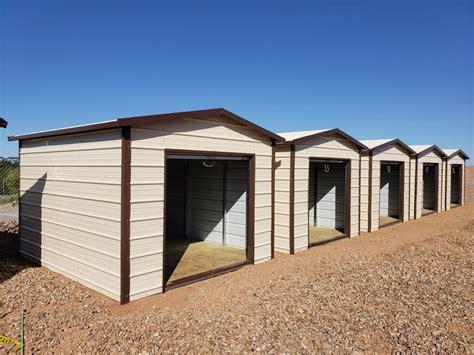 Metal storage sheds for sale Image