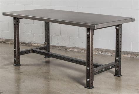Metal work bench designs Image