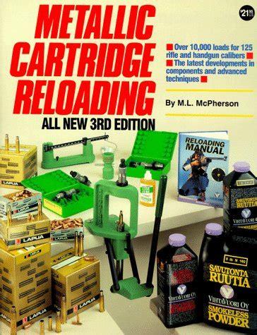Metallic Cartridge Handloading Sc - Safaripress Com