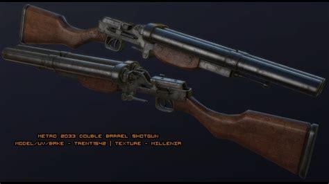 Metro 2033 Best Shotgun