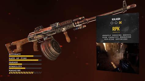 Metro Exodus Pistol Or Rifle Stock