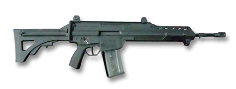 Mexican Assault Rifle