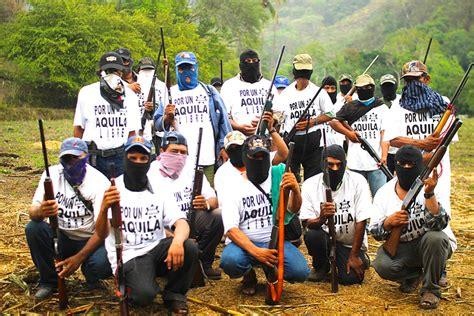 Mexico Self Defense Groups