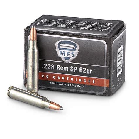 Mfs 223 Remington Rifle Ammo Review