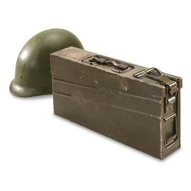 Mg42 Ammo Box For Sale