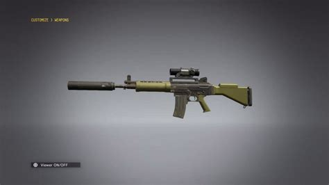 Mgsv Gunsmith Mod