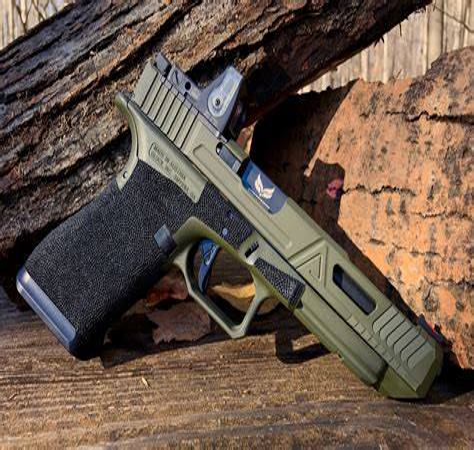 Miami Swat Glock 34