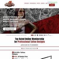 Miami ink tattoo designs = high demand, low refund, pays 75% & bonus ! cheap
