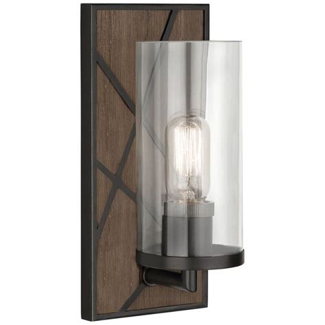 Michael Berman Bond 1-Light Armed Sconce