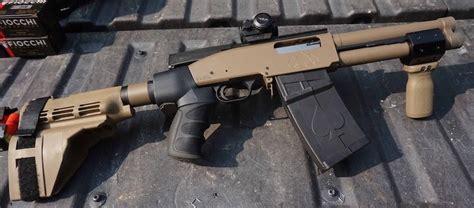 Micro Black Aces Shotgun