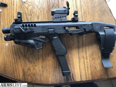 Micro Roni For Glock 17