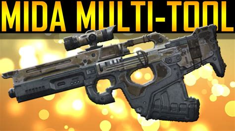 Mida Multi Tool Scout Rifle Review
