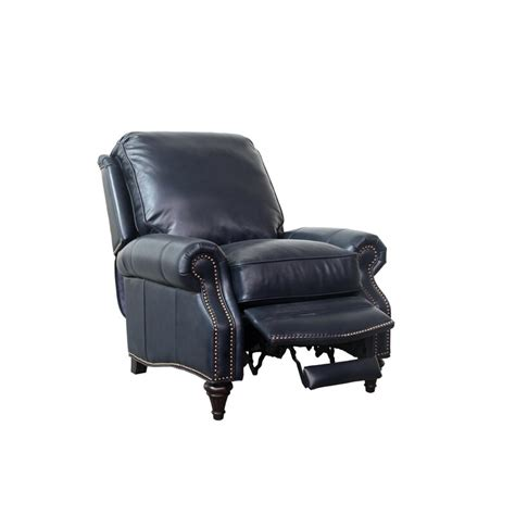 Midbury Leather Manual Recliner