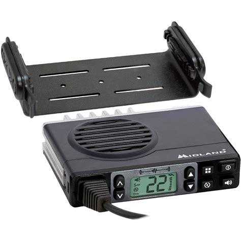 Midland Micromobile Mxt105 Single Radio
