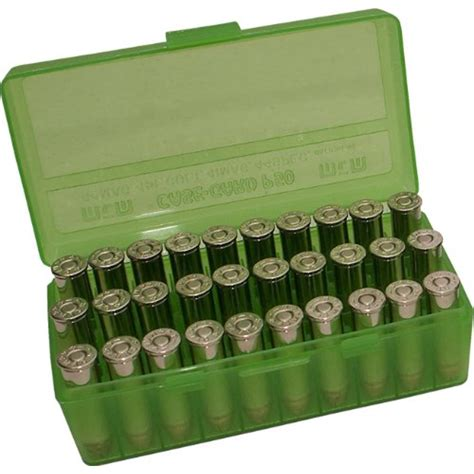 Midway Flip Top Ammo Cases Rifle