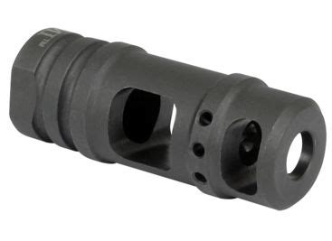 Midwest Industries 30 Caliber Muzzle Brake Steel Black Mi Mb5