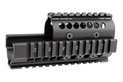 Midwest Industries Ak Railed Handguard
