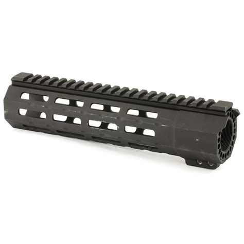 Midwest Industries Ar15 Sp Series Mlok Handguard Black