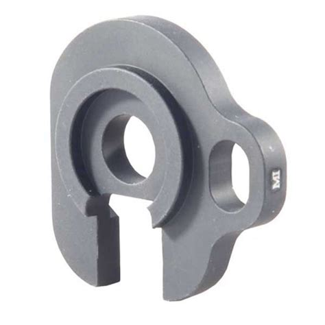 Midwest Industries Shotgun End Plate Sling Adapter Rh Loop Adapter Moss 590
