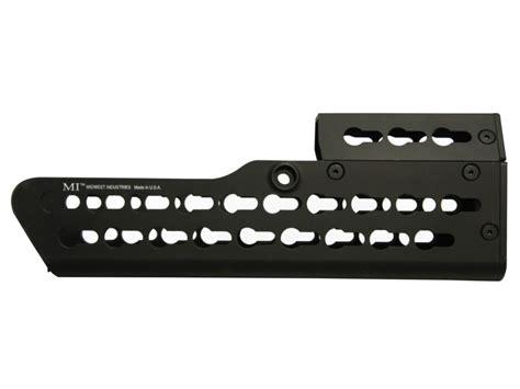 Midwest Industries Tavor XL KeyMod Handguard BLK