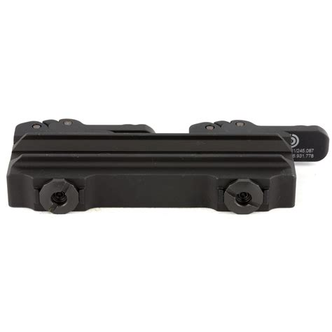 Midwest Industries Trijicon Vcog 2 Lever Qd Mount Free S