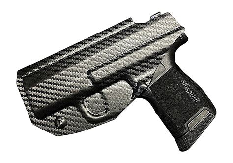 Mie Productions Sig Sauer P365 Streamlight Tlr6 Owb