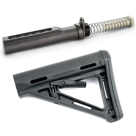 Mil Spec Buffer Tube For Magpul Prs