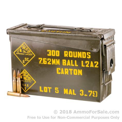 Mil Surplus Ammo 308