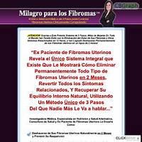 Milagro para los fibromas (tm) : fibroids miracle (tm) in spanish! inexpensive