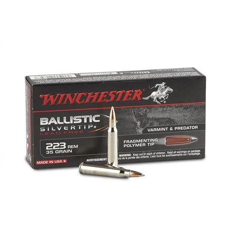 Military 223 Ballistic Ammo For Sale