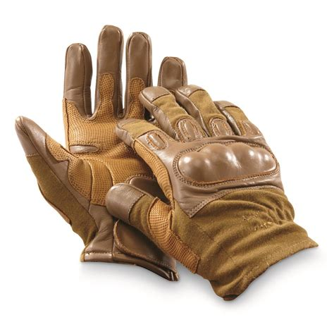 Military Hard Knuckle Tactical Gloves