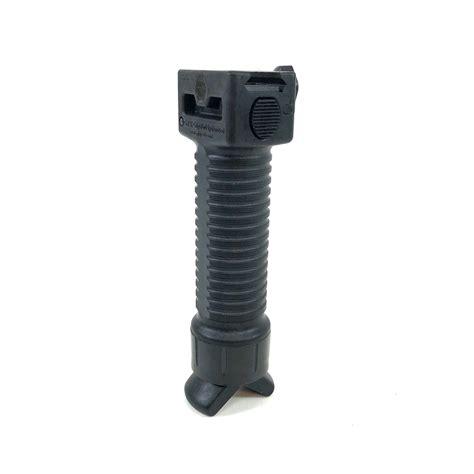 Military Picatinny Gps Mount Grip 79 Model Black Pod