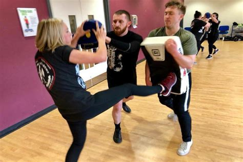 Military Self Defense Classes Near Me