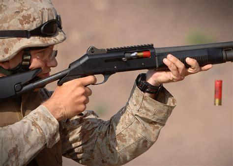 Military Semi Automatic Shotgun