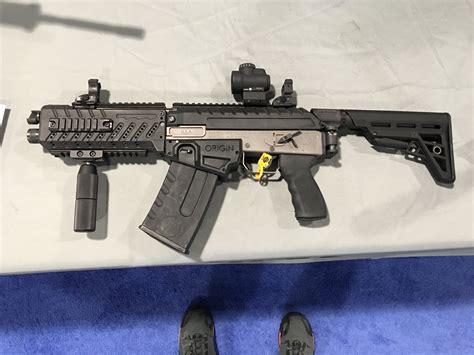 Military Tactical Automatic Shotgun