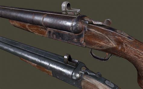 Millenia Double Barrel Shotgun