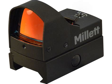 Millett M Pulse Red Dot Sight