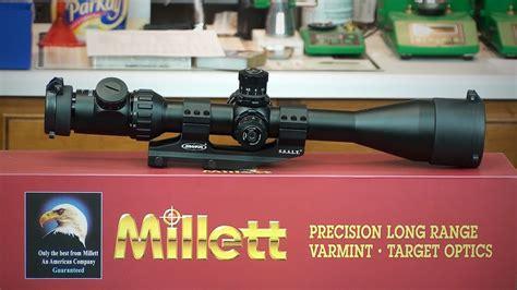 Millett Trs-1 Rifle Scope