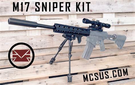 Milsig Sniper Rifle